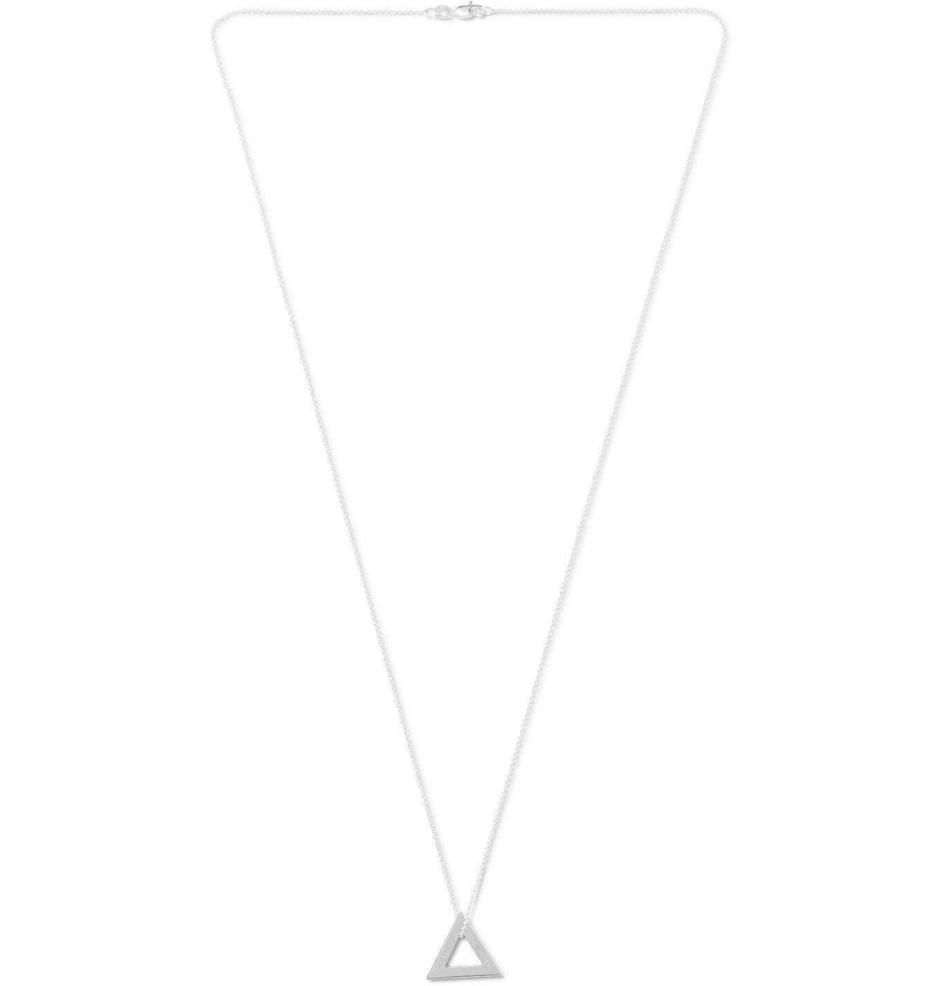 Photo: Le Gramme - Le 2.1 Sterling Silver Necklace - Silver