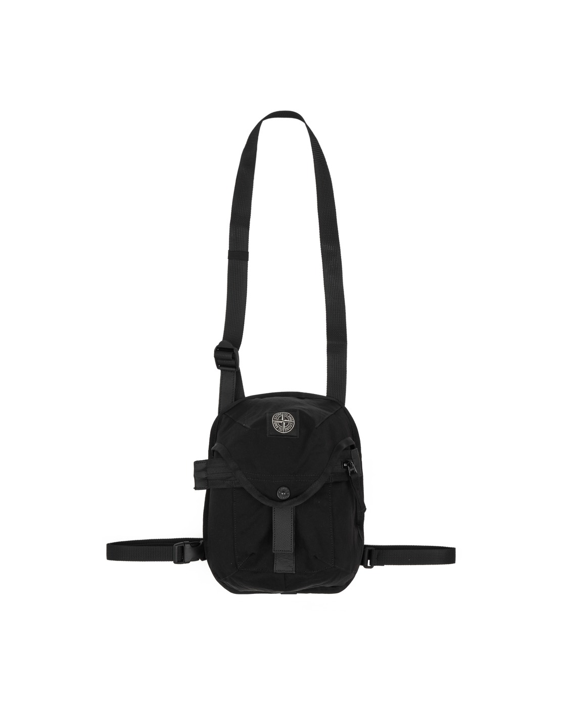 Photo: Stone Island Strong Nylon Twill Pouch Bag