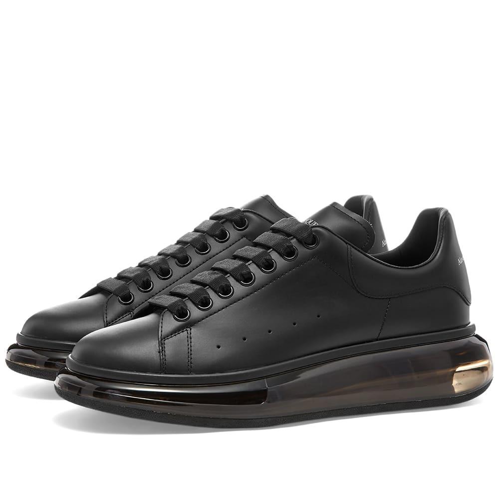 Photo: Alexander McQueen Air Bubble Wedge Sole Sneaker