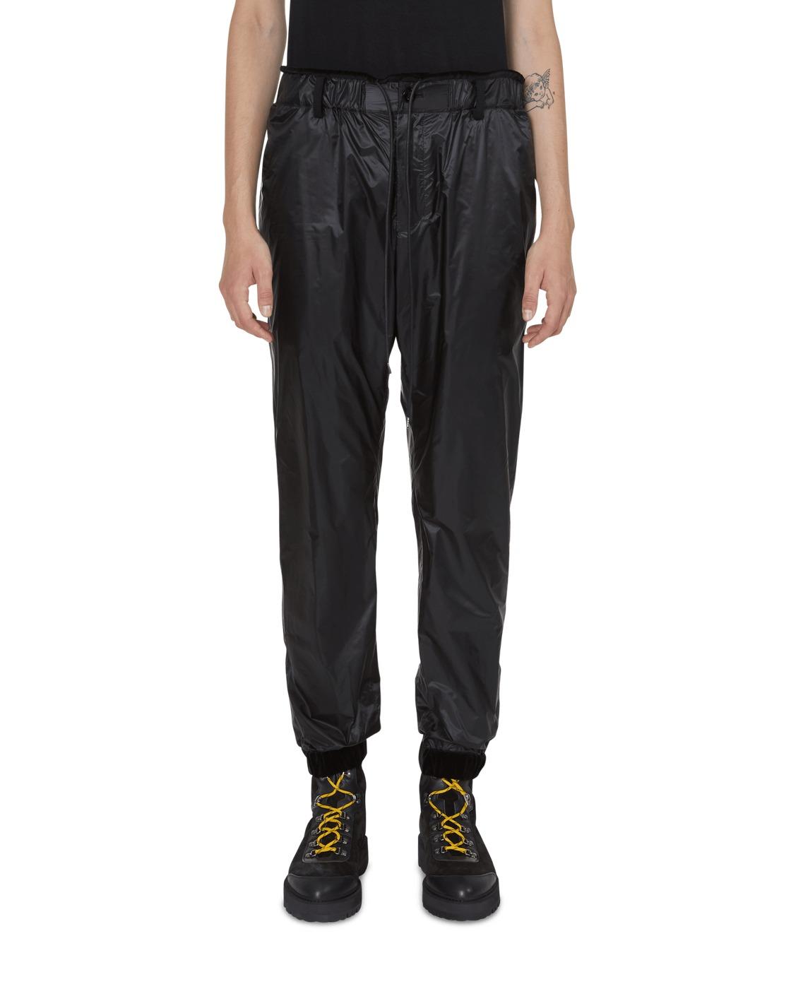 Sacai Nylon Jogger Pants Black