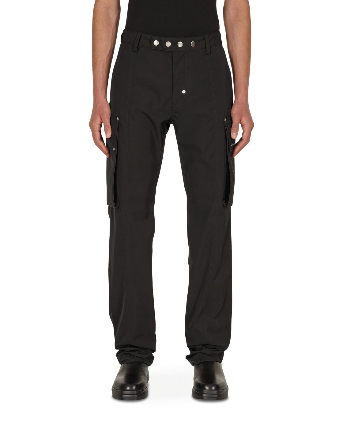 Photo: 1017 Alyx 9sm Nylon Cargo Pants Black