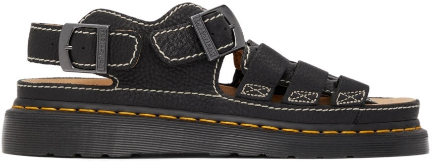 Photo: Dr. Martens Leather 8092 Fisherman Sandals