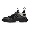 MCQ Grey Orbyt Descender Sneakers