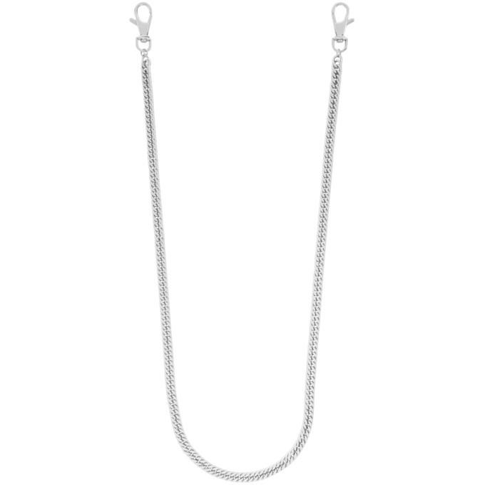 Photo: Etudes Silver Eyewear Chain Necklace