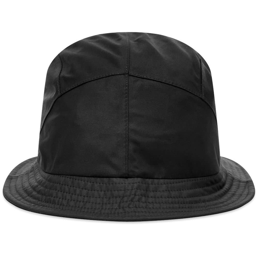 Photo: Stone Island Cotton Nylon Marina Bucket Hat