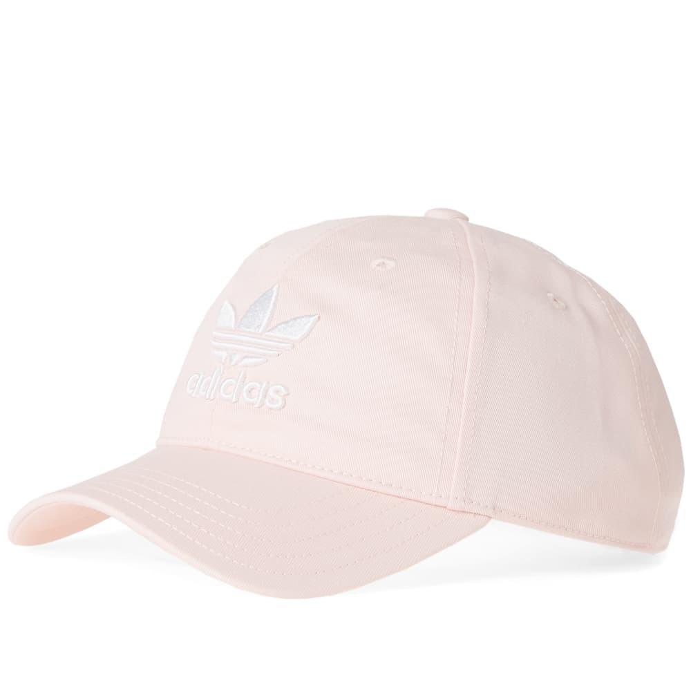 Adidas Trefoil Cap Pink