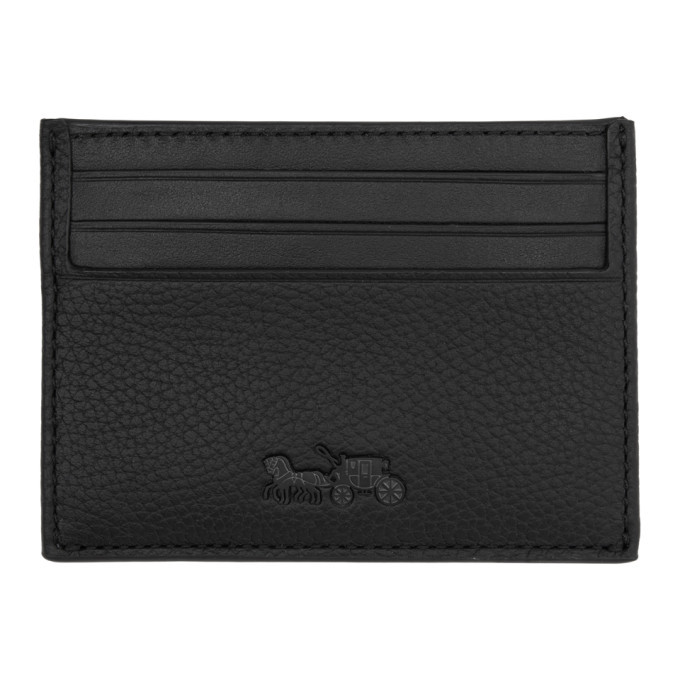 Photo: Coach 1941 Black Horse and Carriage Card Holder