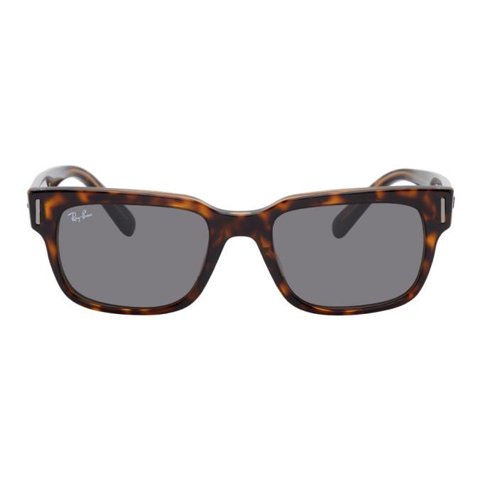 Photo: Ray-Ban Tortoiseshell Jeffrey Sunglasses