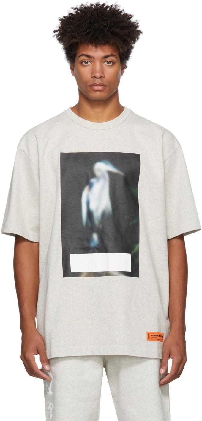 Photo: Heron Preston Noise Censored T-Shirt