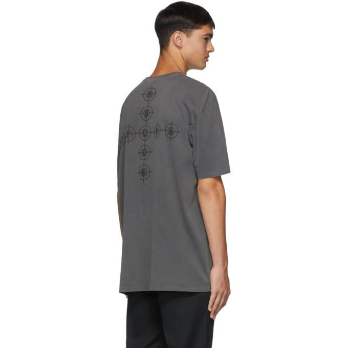 Rhude Black Puma Edition Logo T-Shirt