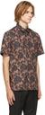 Hugo Brown & Black Ebor Shirt