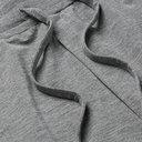 HANRO - Mélange Jersey Drawstring Shorts - Gray - M