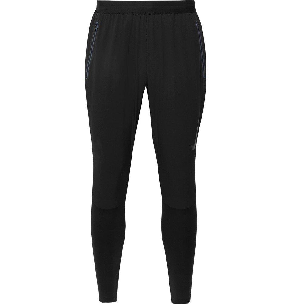 Nike Running - Swift Perforated Flex Dri-FIT Sweatpants - Black