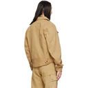 GmbH Beige CEM Denim Jacket