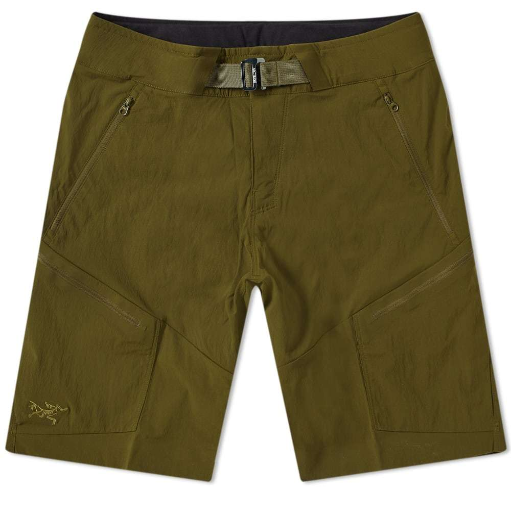 Photo: Arc'teryx Palisade Short Bushwack