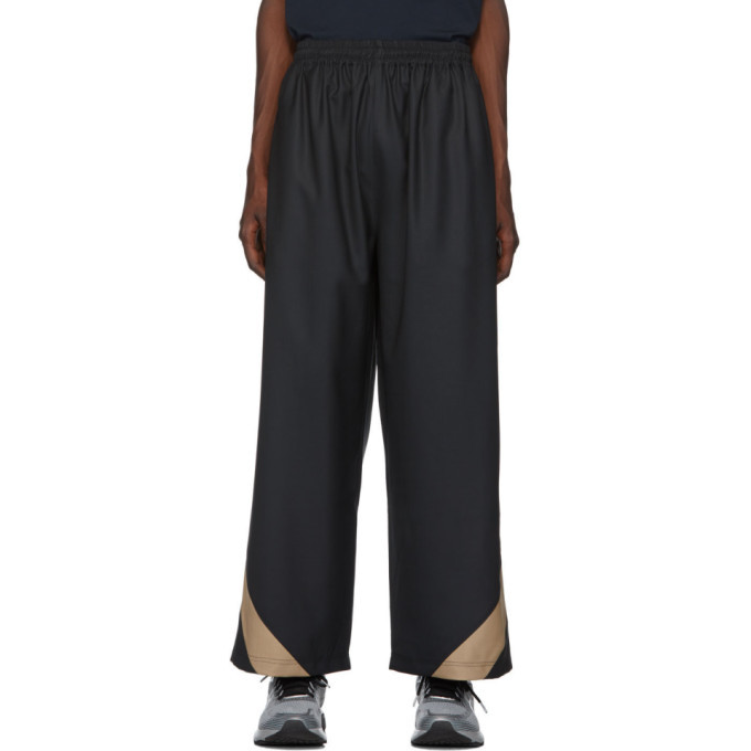 Photo: Martin Asbjorn Black Richie Lounge Pants