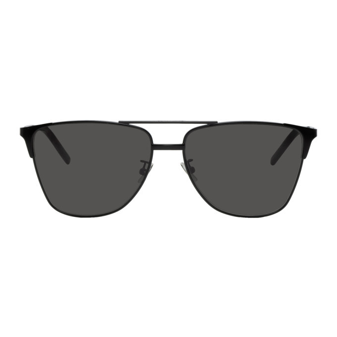 Photo: Saint Laurent Black SL 280 Sunglasses