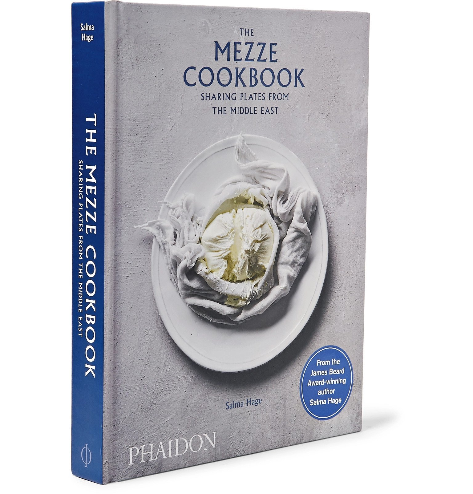 Photo: Phaidon - The Mezze Cookbook Hardcover Book - Blue