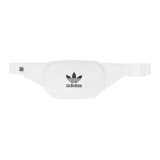 adidas Originals White Essentials Crossbody Bag