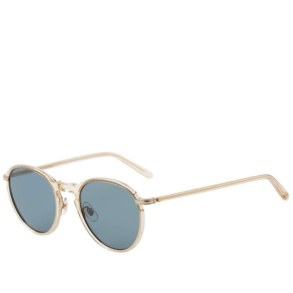 Photo: Garrett Leight Horizon Sunglasses