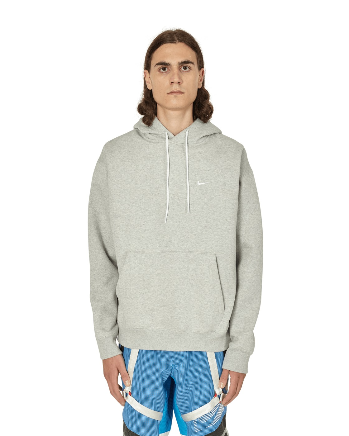 Nike Special Project Hooded Sweatshirt Grey Heather