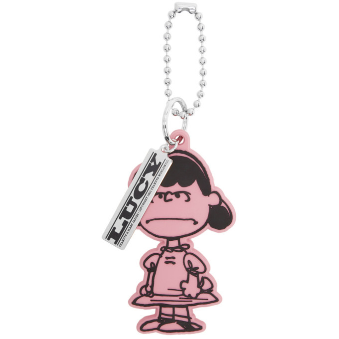 Photo: Marc Jacobs Pink Peanuts Edition The Lucy Charm