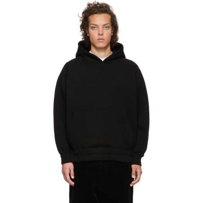 Photo: Kuro Black Premium Sweat Pullover Hoodie