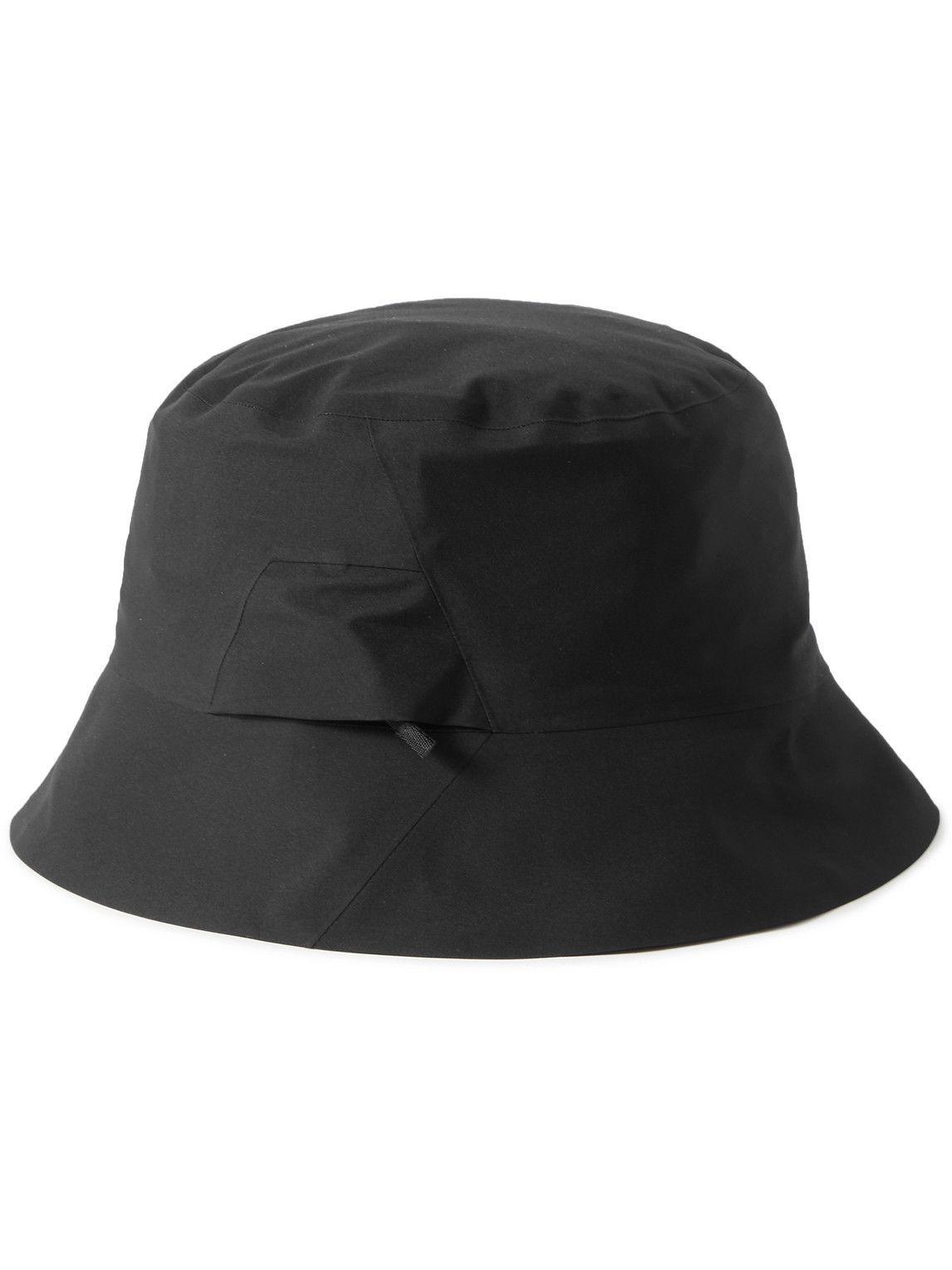 Photo: Veilance - GORE-TEX Bucket Hat - Black