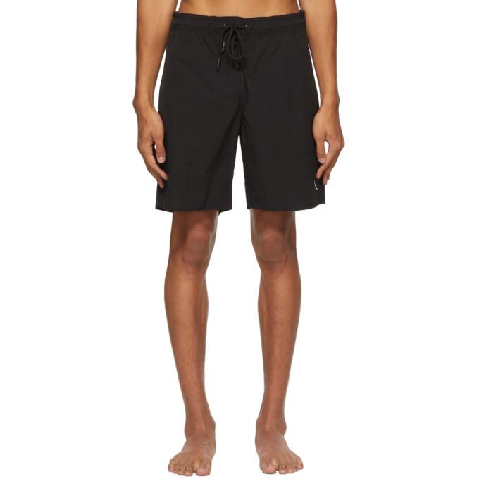 Photo: Saturdays NYC Black Richie Swim Shorts