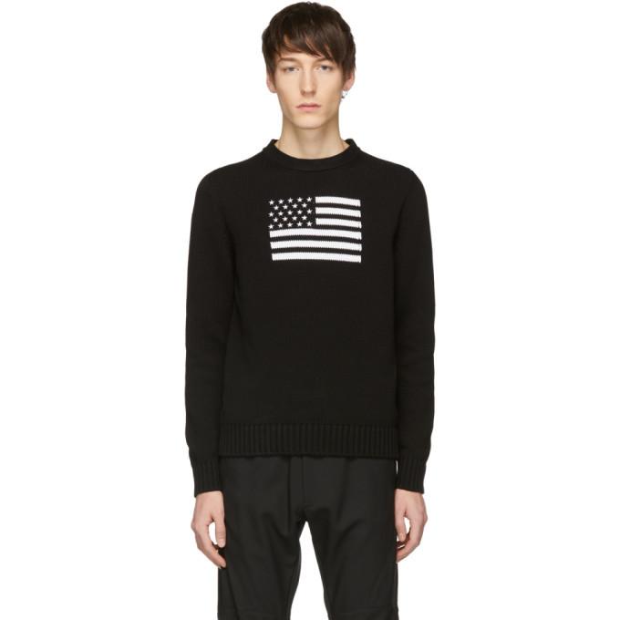 1017 Alyx 9SM Black Allegiance Sweater