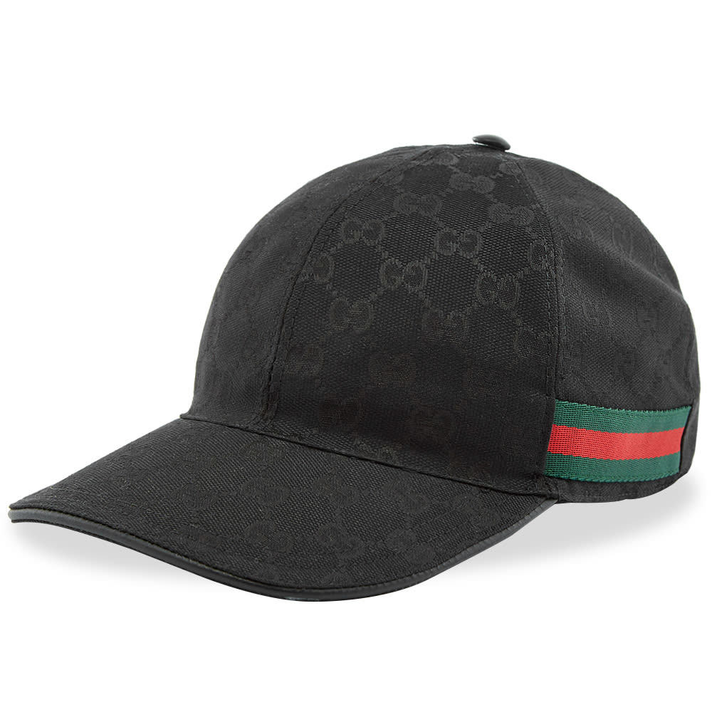 Photo: Gucci GG Jacquard Baseball Cap