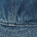 RRL - Indigo-Dyed Denim Baseball Cap - Blue