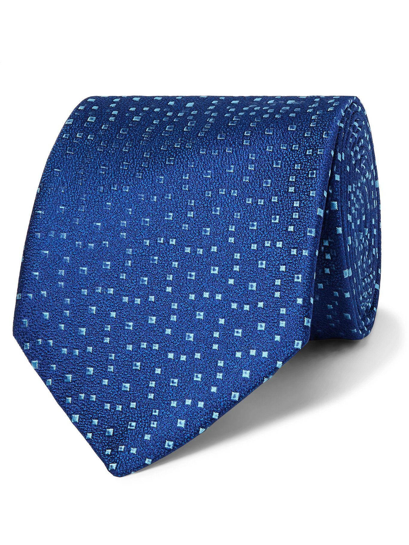 Photo: Charvet - 8.5cm Silk-Jacquard Tie