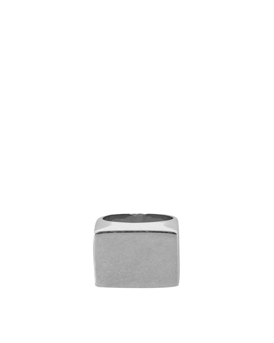 Photo: Dries Van Noten Signet Ring Silver