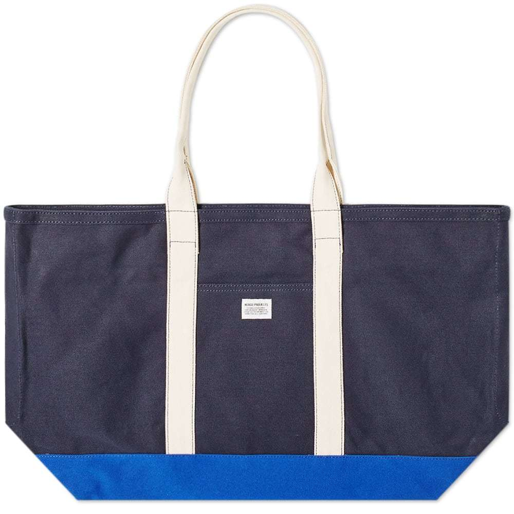 Photo: Norse Projects Stefan Beach Bag
