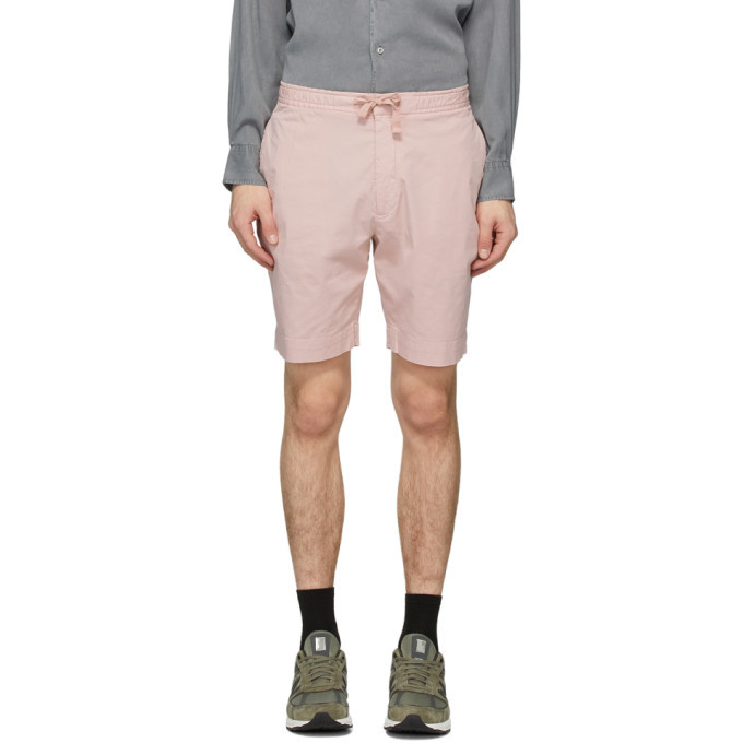 Photo: Officine Generale Pink Phil Shorts