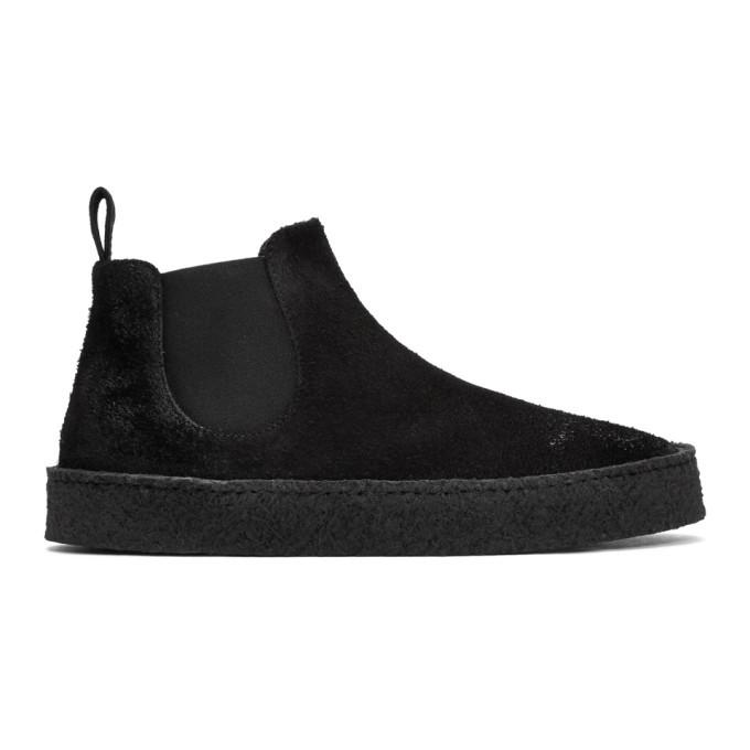 Photo: Marsell Black Cassapara Chelsea Boots