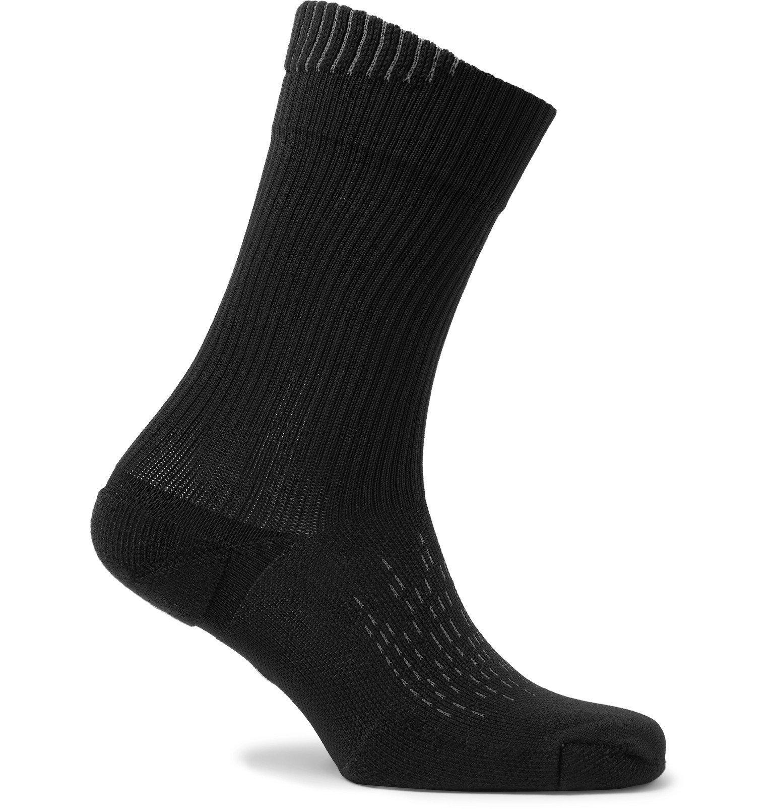 Nike Running - Spark Cushioned Dri-FIT Socks - Black