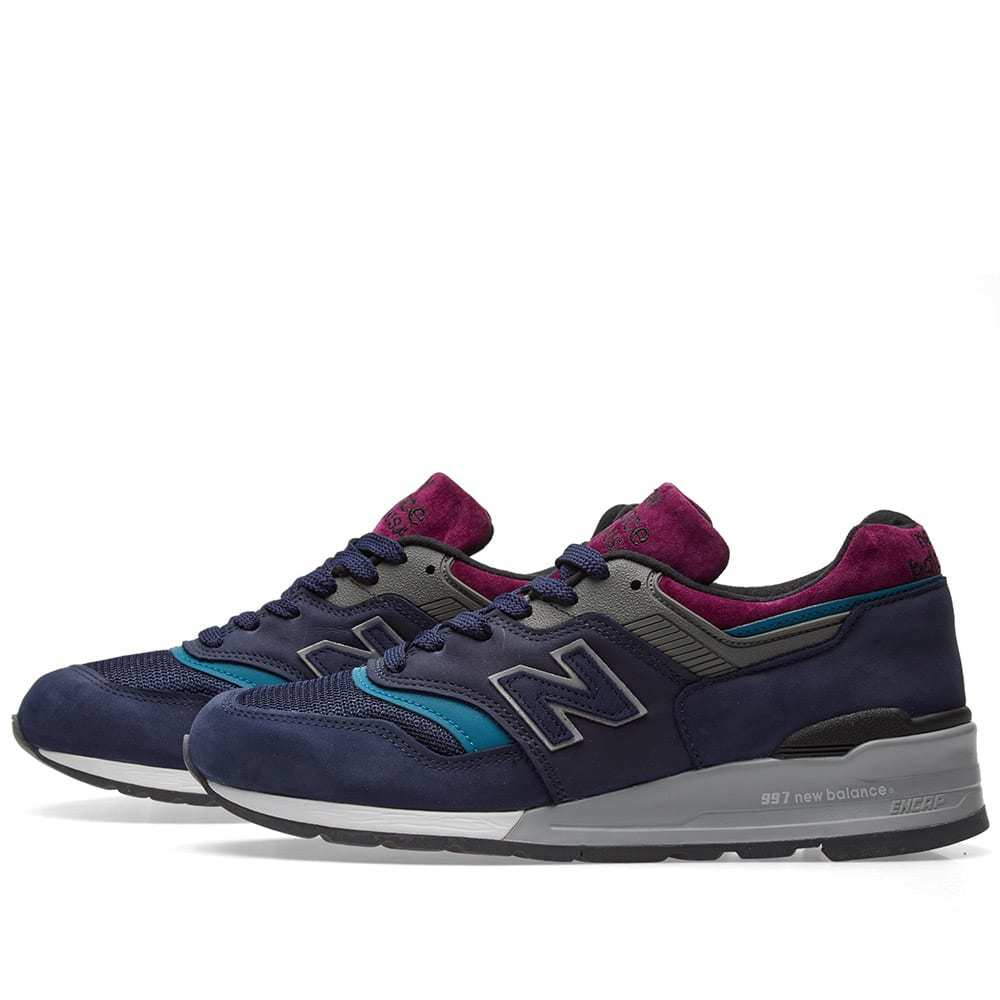 New Balance M997PTB - Made in the USA