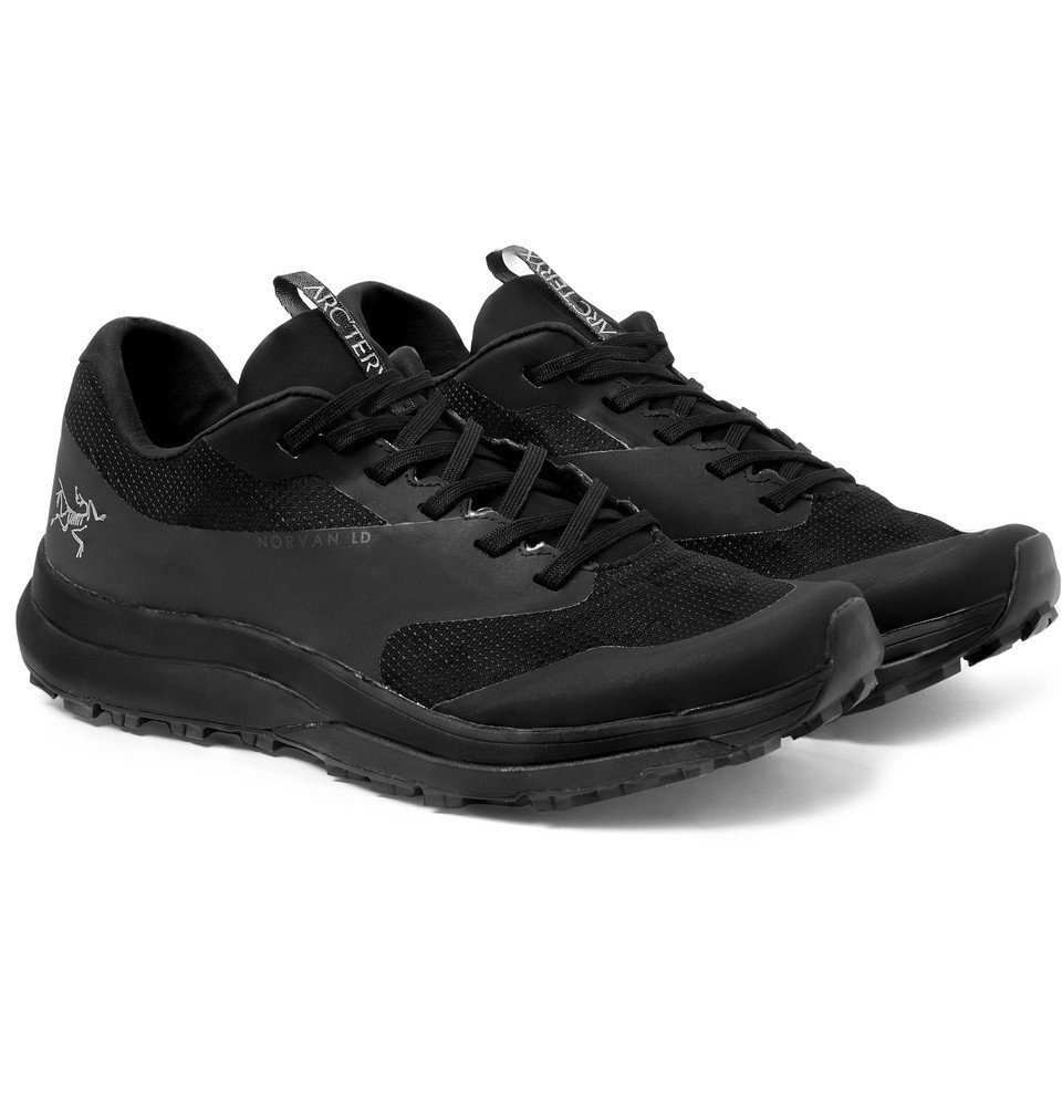 Gore Mesh Hiking And Ld tex SneakersBlack Norvan Veilance Arcteryx nOX80wPk