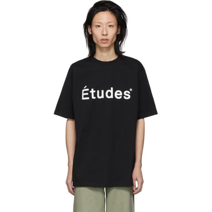 Photo: Etudes Black Wonder T-Shirt