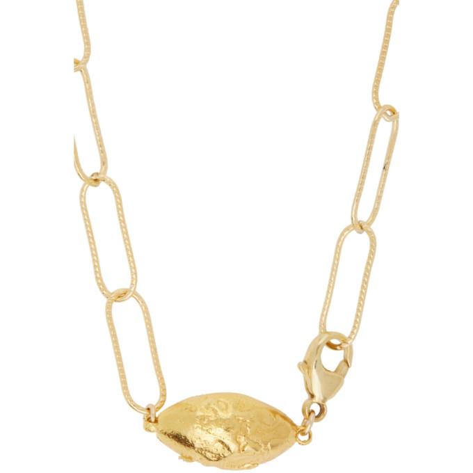 Alighieri Gold LIncognito Necklace