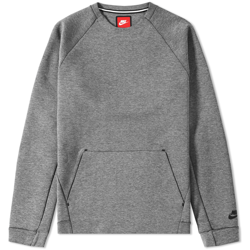 Photo: Nike Tech Fleece Plain Crew