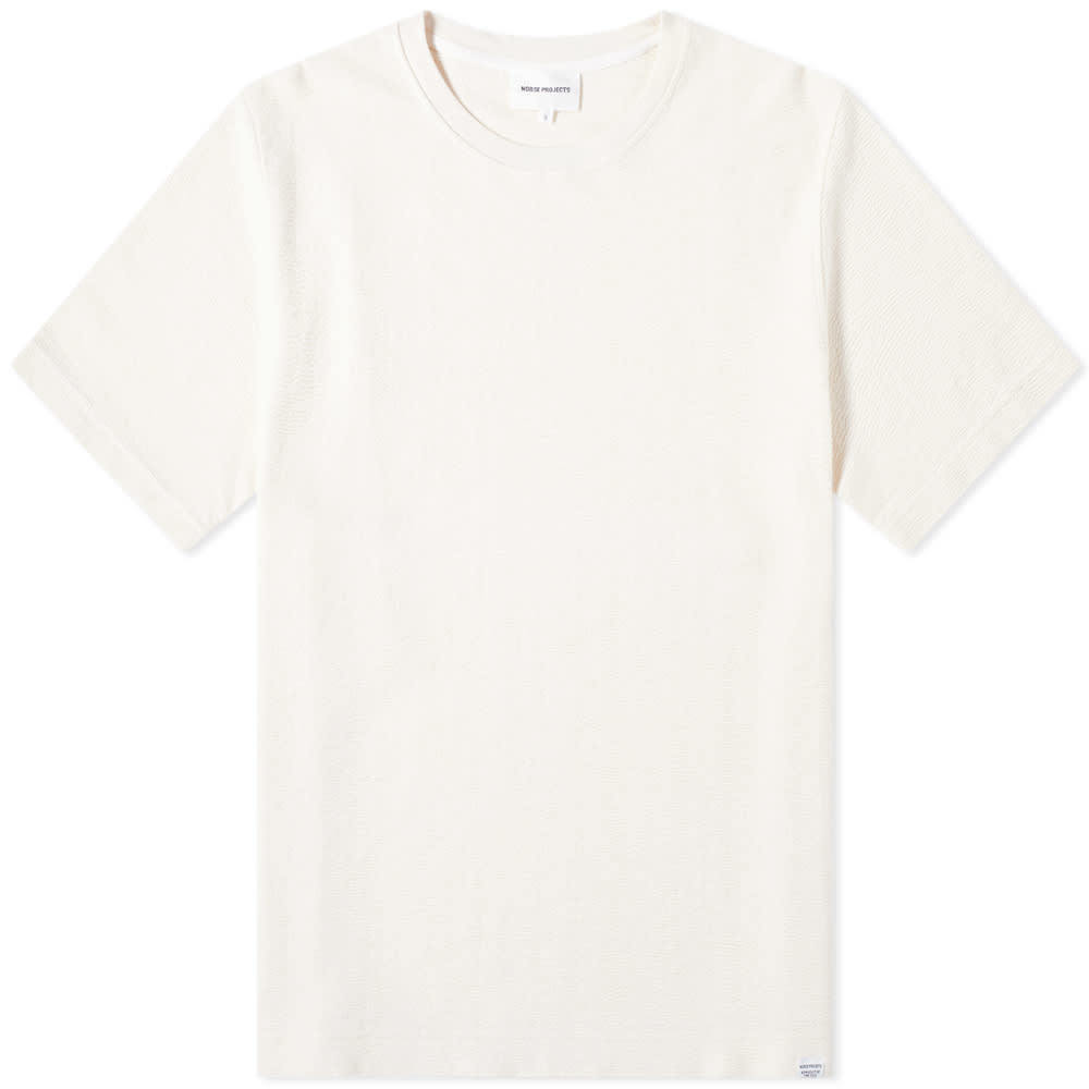 Photo: Norse Projects Johannes Texture Tee
