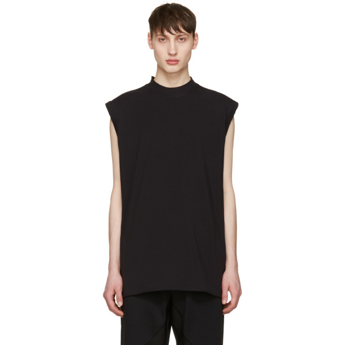 Photo: Y-3 Black Nomad Tank Top