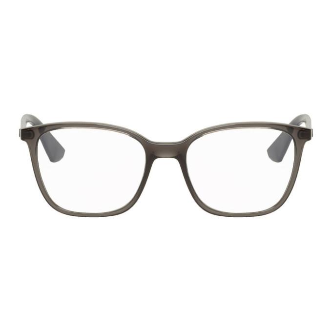 Photo: Ray-Ban Black 0RX7066 Square Glasses