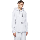adidas Originals Grey Crew Hoodie