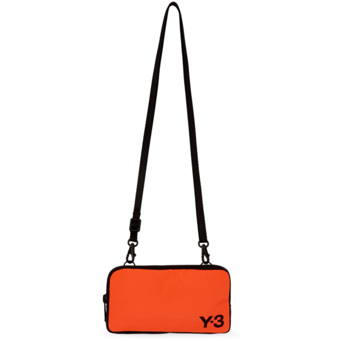 Photo: Y-3 Orange Carabiner Pouch