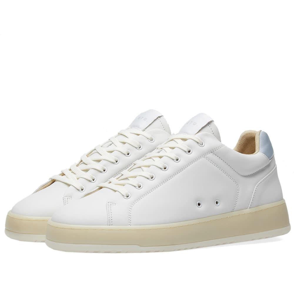 Photo: ETQ. Low Top 4 Sneaker