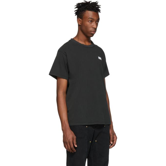 Billy Black Vintage Logo T-Shirt